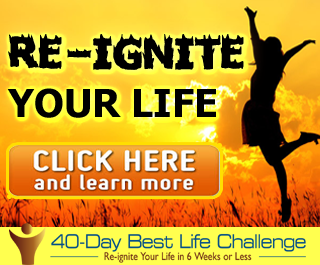 40-Day Best Life Challenge