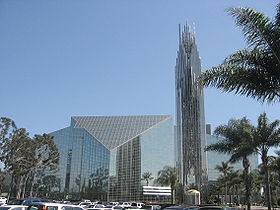 The Chrystal Cathedral