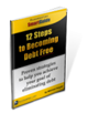 12 Steps to Becoming Debt Free