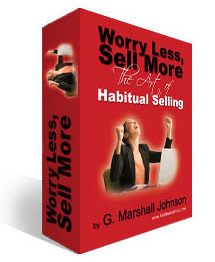 Worry Less Sell Mor