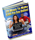20 Step-by-Step Blueprints for Making $100 per Day Online