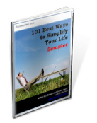 101 Best Ways to Simplify Your Life