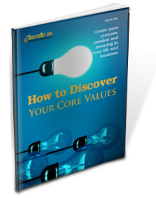 Your Core Values Report (pdf format)